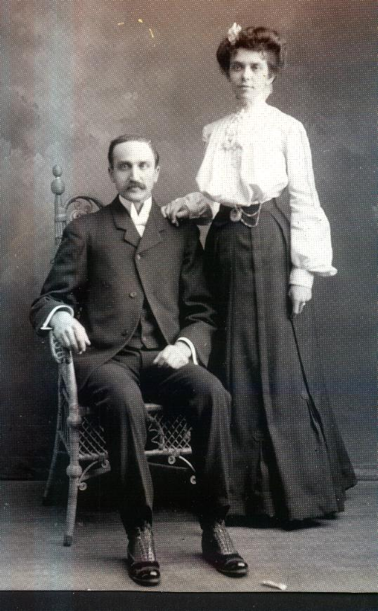Charlie and Lettie Riegel