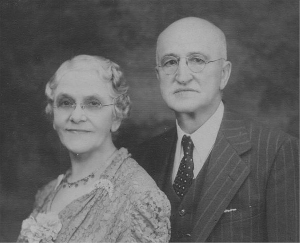 Lettie and Charles Riegel